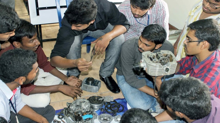 automob - Best Automobile Training in Chandigarh