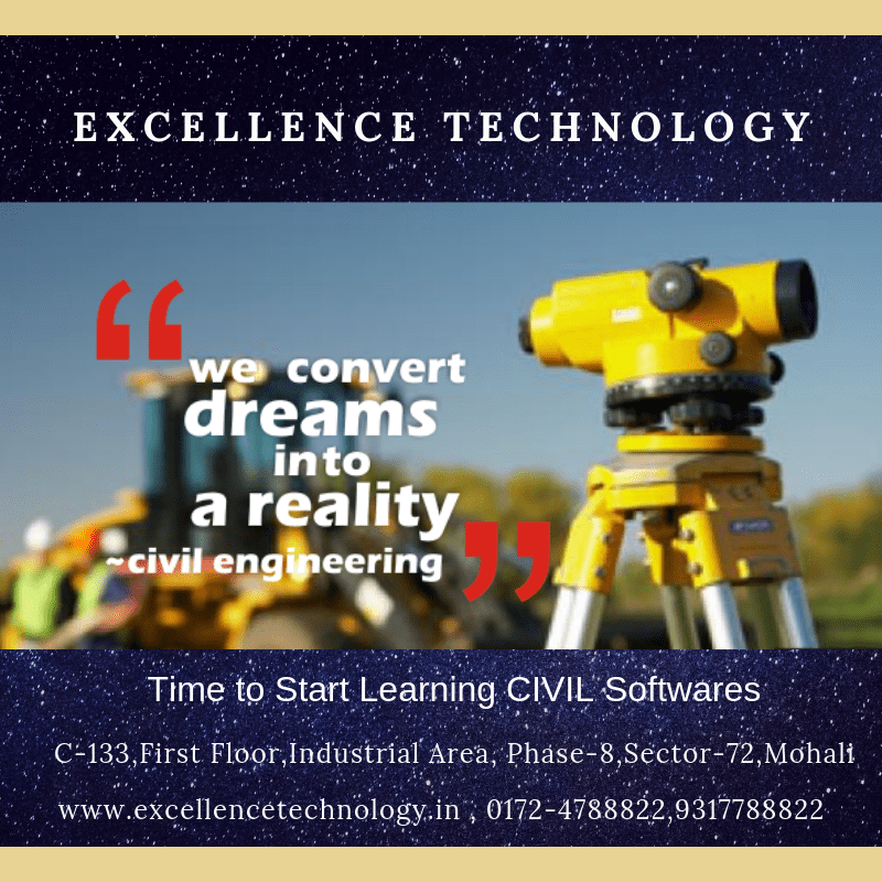Civil training in chandigarh