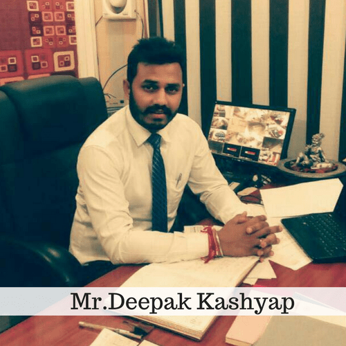 Deepak Kashyap best php trainer in chandigarh