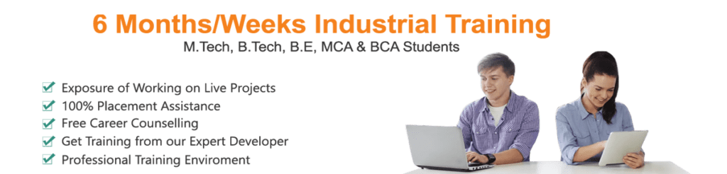6weeks industrial training in chandigarh