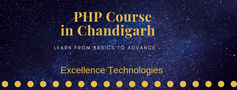 PHP Course in Chandigarh