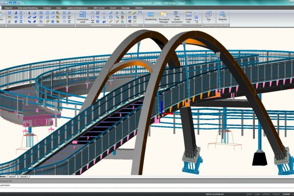 AS2012 Curved pedestrian bridge Customer PKD 2 oin59u4supoi2if63f7zs9fjnmhym9sn354qjmro9s - #1 Industrial Training Company In Chandigarh|Mohali